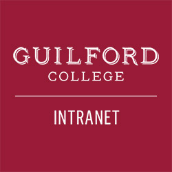 Guilford College Intranet Logo